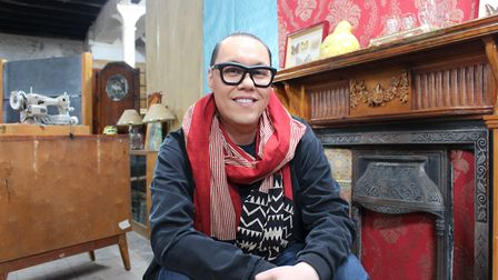 Gok Wan Picture: Channel 4