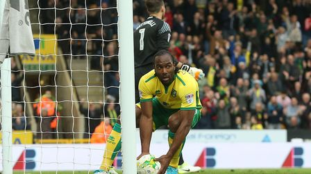 Cameron Jerome scored his 16th goal of the season against Fulham. Picture: Paul Chesterton/Focus Ima