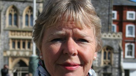 Judith Lubbock, Liberal Democrat city councillor for Eaton. Pic: Submitted