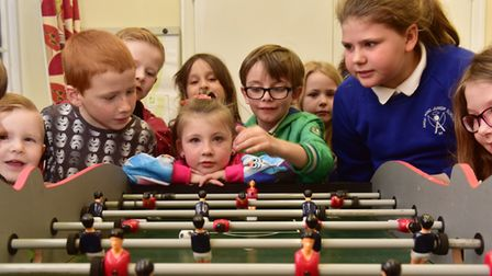 Mile Cross playscheme has recieved a grant from Comic Relief. PHOTO: Nick Butcher