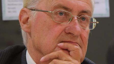 Cllr George Nobbs (pictured), leader of the Labour group on the county council, Cllr Toby Coke, ch