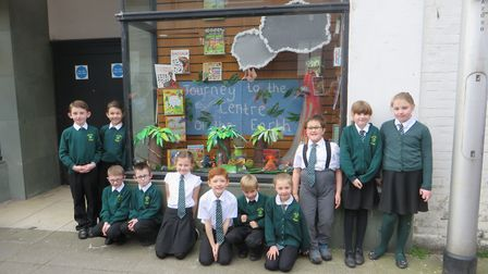 The enthusiasm of pupils�' passion for reading at Elm Tree Primary Academy has been supported by Wat