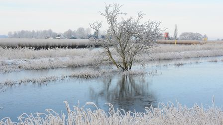 Snow and cold weather could be on its way. Picture: James Bass