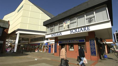 The Norwich Society has raised concerns over plans to develop Anglia Square. Picture: Angela Sharpe