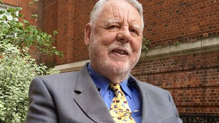 Terry Waite will be reading some of his poetry at the Wells Poetry-next-the-Sea Festival. Picture:
