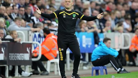 Former Norwich City manager Alex Neil is ready to get back to work. Picture: Paul Chesterton/Focus I