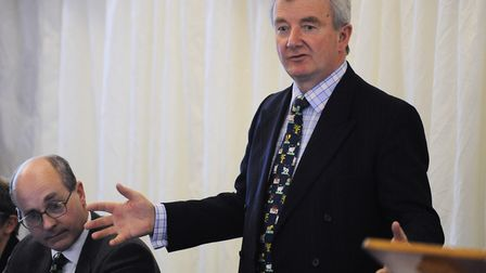 John Purling was the CEO of the association until 2012 and remained an honorary vice president and m