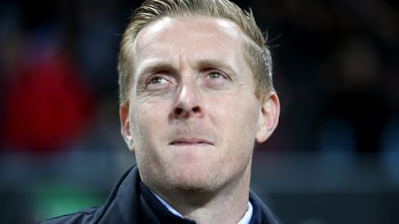 Leeds United boss Garry Monk appears to be heading for the Elland Road exit. Picture: PA