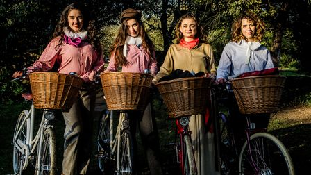 Norwich Arts Centre new season. Pictured is The Handlebards. Photo: supplied by Norwich Arts Centre