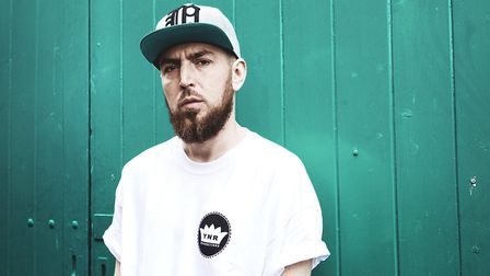 Norwich Arts Centre new season. Pictured is Jehst. Photo: supplied by Norwich Arts Centre.