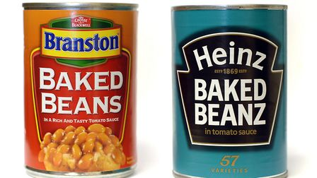 Great Yarmouth Food Bank has run out of baked beans PHOTO; Matthew Usher