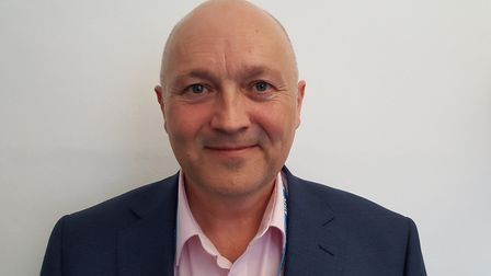 John Webster has been appointed chief inspector of West Norfolk CCG. Picture: Submitted