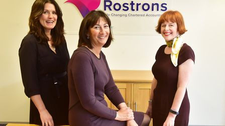 Business feature with Rostrons chartered Accountants.Rostrons marketing and business development ma