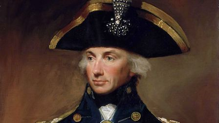 Admiral Lord Nelson - a Norfolk man who acquired an estate in Suffolk. Picture: LIBRARY