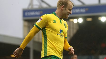 Steven Naismith wants to stay and fight his place at Norwich City. Picture: Paul Chesterton/Focus Im