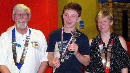 The 15th annual Swimability swimming meet was successfully held at the Waterlane Leisure Centre. One