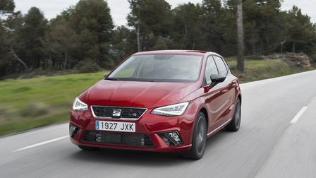 It may look evolutionary, but the fifth-generation SEAT Ibiza debuts a new platform that means more