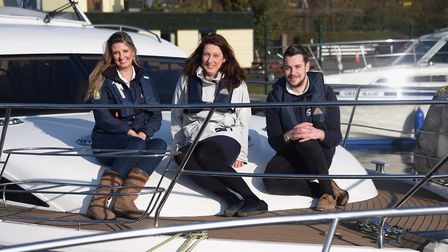 Norfolk Yacht Agency, Broom Boats and Norfolk Boat Sales are organising a Brundall Boat Show in May.