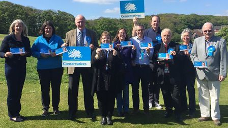 Tories in North Norfolk launch election campaign: North Norfolk Conservative Party