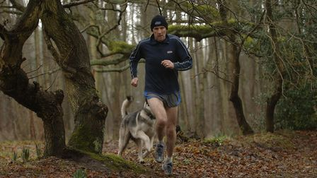 No runner wants to stop running but sometimes you have to give your body a rest, says Neil Featherby