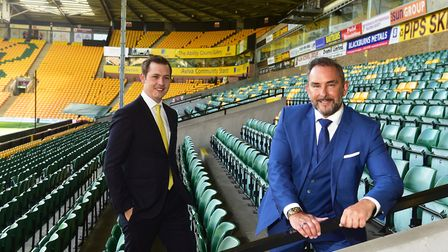 Regency Security Services are the new sponsors of the former Norwich and Peterborough Stand at Norwi