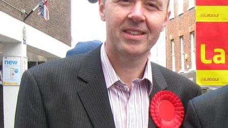 Gary Howman, who has held the Fairstead ward on West Norfolk council. Picture: Submitted