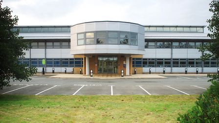 Nwes' Beacon Innovation Centre in Gorleston. Picture: Julian Claxton Photographer.