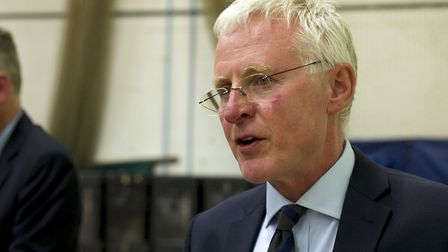 Norman Lamb, Liberal Democrat candidate for North Norfolk. Picture: MARK BULLIMORE