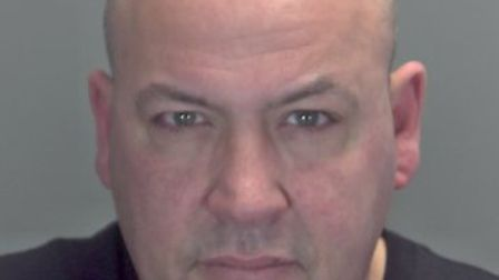 Richard Beane of Brunswick Close, Dereham has been jailed for a minimum of 28 years for murder. Pict