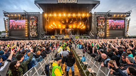 Download 2017 takes place at Donington Park, Derbyshire, from June 9-11, featuring System of a Down,
