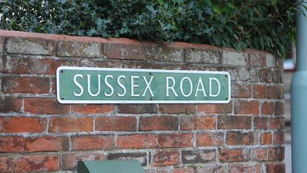 The centre is in Sussex Road