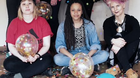 Norwich Arts Centre is hosting Moxie, which is described as an inter-generational dance party for wo