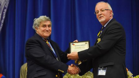A special service took place at Dereham's Northgate High School to become officially affiliated with