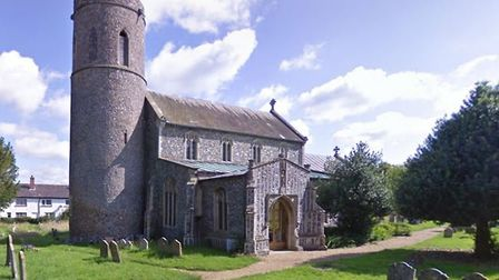 St Andrew's Church in Weybread, Suffolk. Picture: Google StreetView