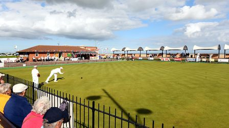 There's still time to get your entries in for the Great Yarmouth Festival of Bowls. Picture: James B