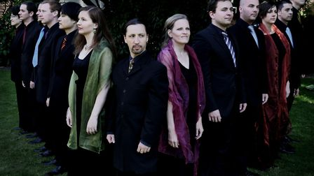 NNF17: Vox Luminis and Freiburg Baroque Consort. Photo: Norfolk and Norwich Festival