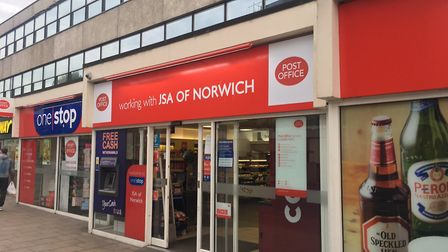 The One Stop in Prince of Wales Road, Norwich, will soon include a Post Office branch. Picture: Stua