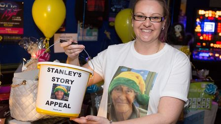 Emma Waller, who father Stanley Matthews was diagnosed with Alzheimer�s disease in early 2016 and pa