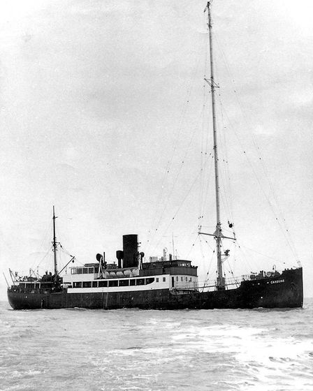 A life on the ocean - and radio - waves: Pirate radio station Radio Caroline. Picture: Archant Libra