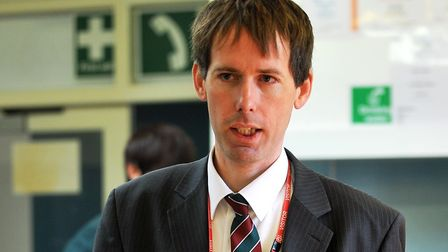 Former EDP and Evening News education correspondent Martin George won Science and Education Journali