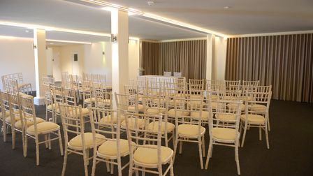 The Orchard Room at Applewood Hall. Picture: HW PHOTOGRAPHY