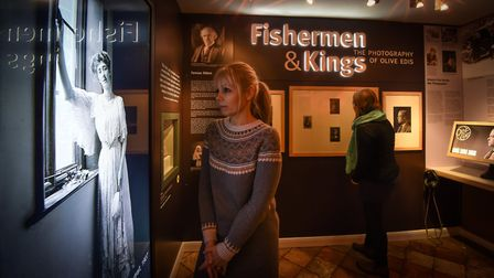 The new Olive Edis exhibition at Cromer Museum will host special events including dressing up in EDw