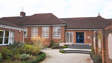 Hartismere School in Eye. Picture: GREGG BROWN
