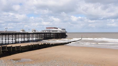 A win for the boxing twins would put Cromer on the map. Picture: Ian Burt