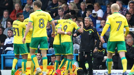 Nelson Oliveira struck twice at Leeds United. Picture: Paul Chesterton/Focus Images Ltd