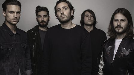 You Me At Six are the final headliner confirmed for the Sundown Festival 2017. Photo: Dan Kendall