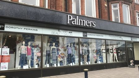 Palmers Department Store in Great Yarmouth. Picture: Anthony Carroll