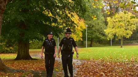A shortage of police staff in Suffolk has been highlighted by the countys police and crime commissi