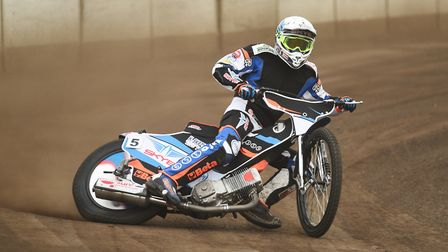 Rory Schlein was in good form against his former team at Monmore Green. Picture: Ian Burt