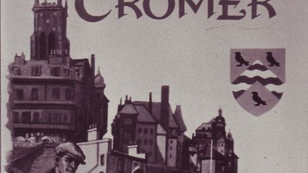 Cromer poster. Photo: Archant Library